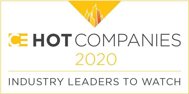 Construction Executive Hot Companies 2020 Logo